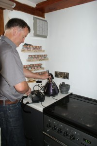 Appliance safety checks
