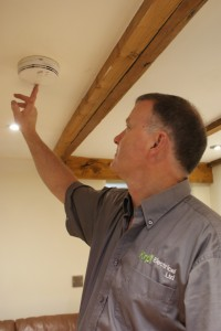 Testing of Smoke Alarm
